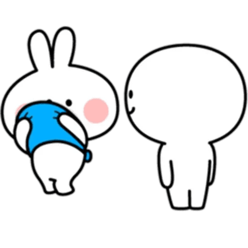 Spoiled rabbit 10 - Sticker 5