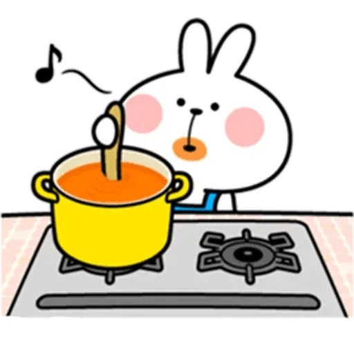 Spoiled rabbit 10 - Sticker 19