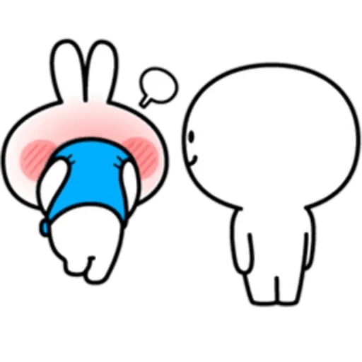 Spoiled rabbit 10 - Sticker 4