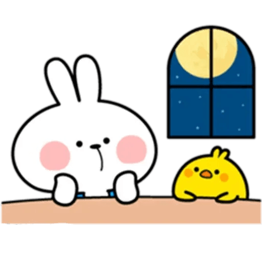 Spoiled rabbit 10 - Sticker 14