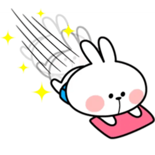 Spoiled rabbit 10 - Sticker 28