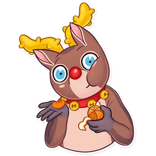 Mr. Deer - Sticker 21