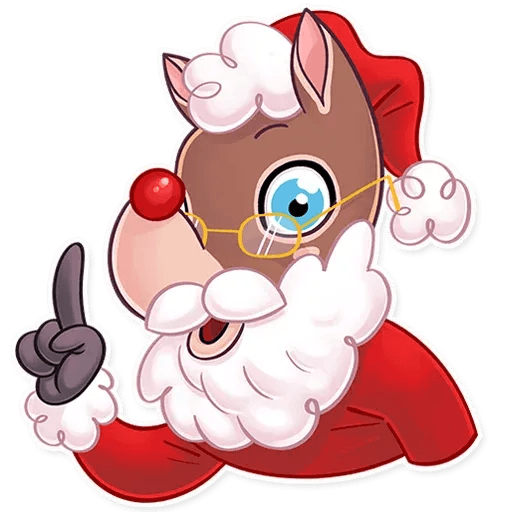 Mr. Deer - Sticker 22