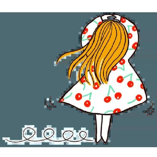 神經大條的女孩 - Sticker 7