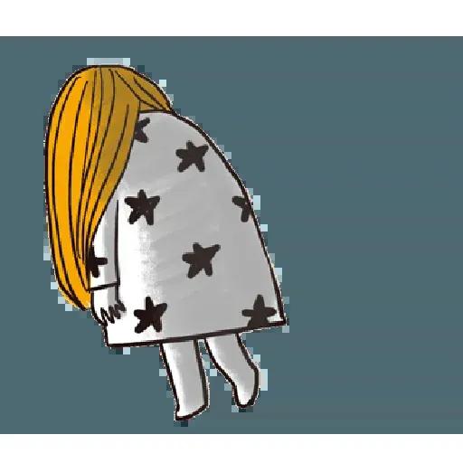 神經大條的女孩 - Sticker 16