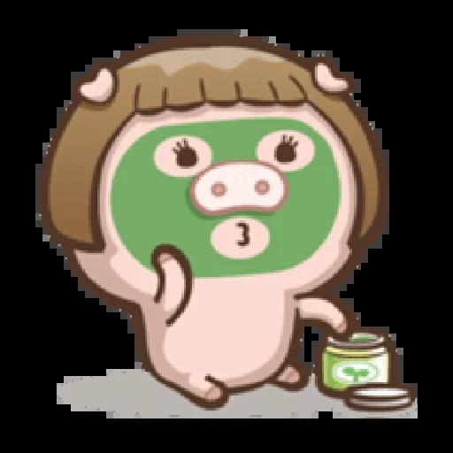 肥寶與肥帥 (2) - Sticker 1