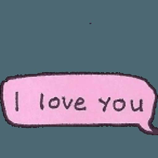 tumblrish - Tray Sticker