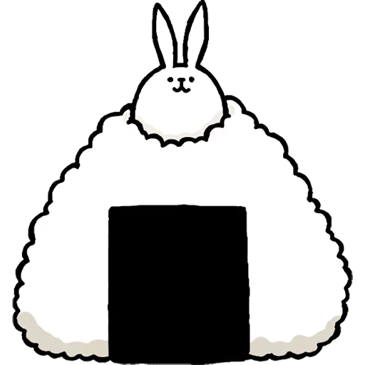 Rabbit with beautiful legs - Sticker 9