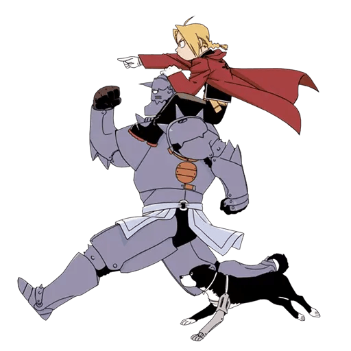 Fullmetal Alchemist - Sticker 3