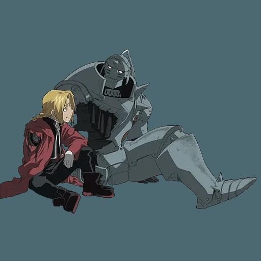 Fullmetal Alchemist - Sticker 4
