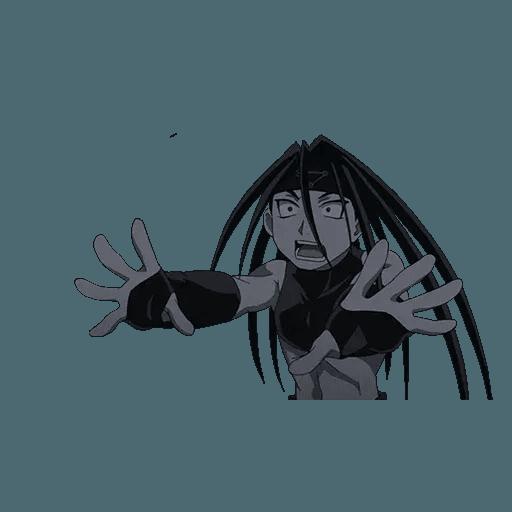 Fullmetal Alchemist - Sticker 14