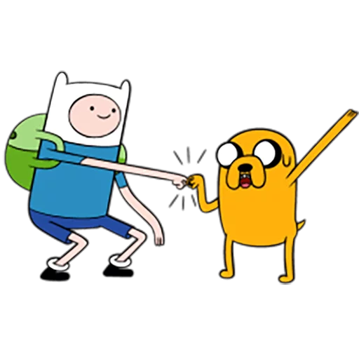 Aventure Time - Sticker 16