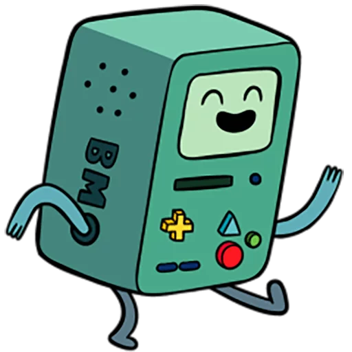 Aventure Time - Sticker 2