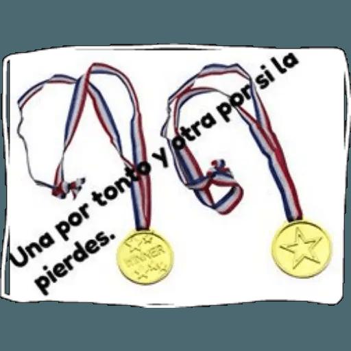 Memes en Español I - Sticker 4