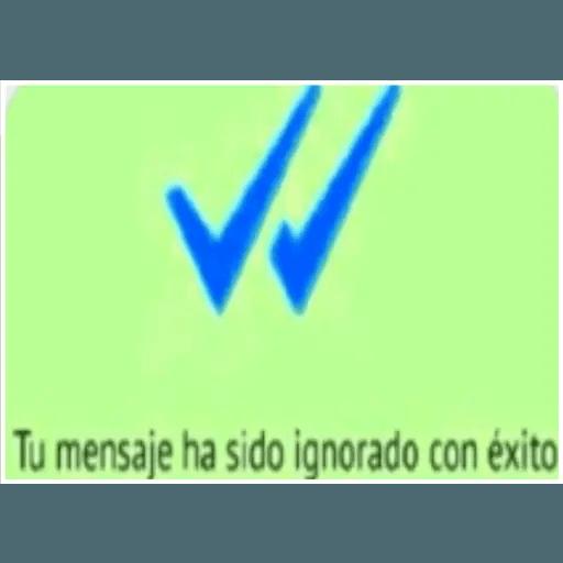 Memes en Español I - Sticker 8