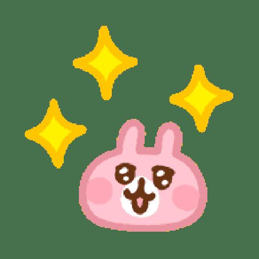 Kanahei Piske  Usagi Speech Emoji - Sticker 7