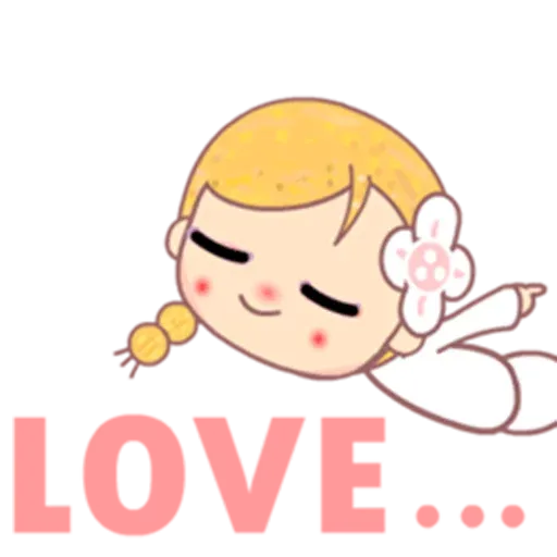 D Love - Sticker 3