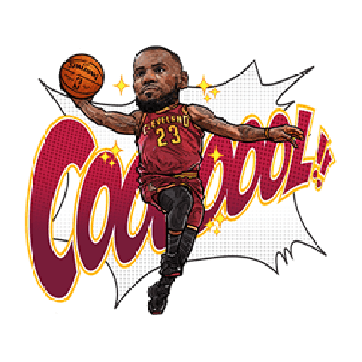 NBA - Sticker 2