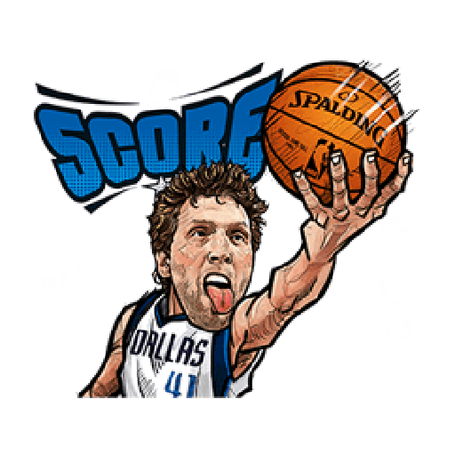 NBA - Sticker 12