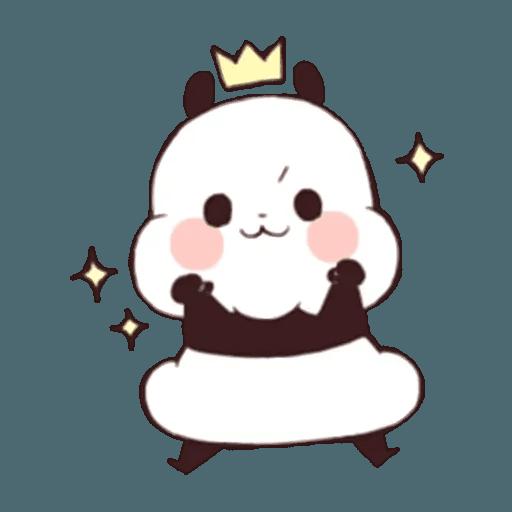 熊貓1 - Sticker 13