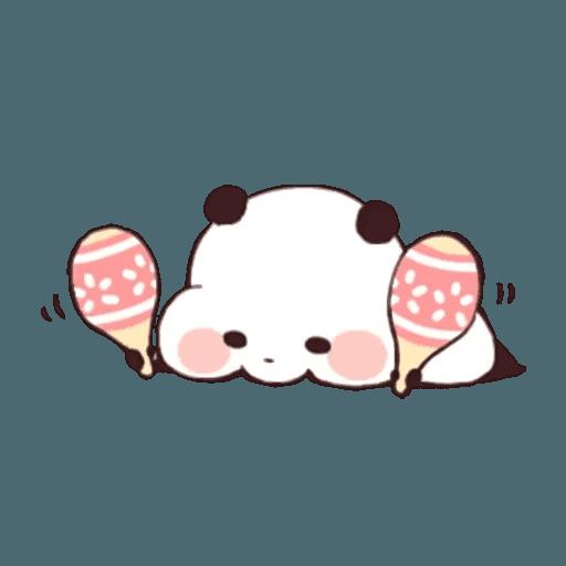 熊貓1 - Sticker 29