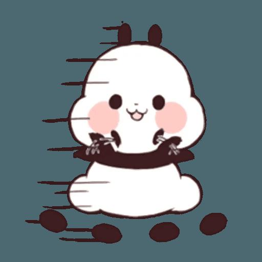 熊貓1 - Sticker 18
