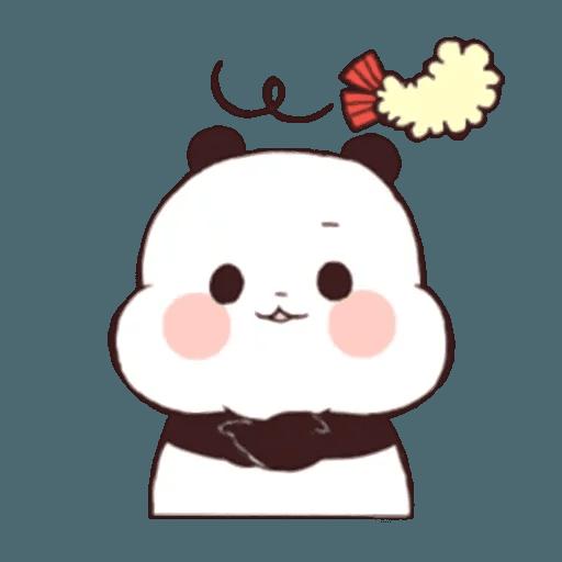 熊貓1 - Sticker 12