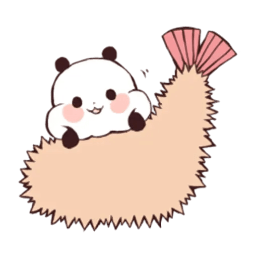 熊貓1 - Sticker 30