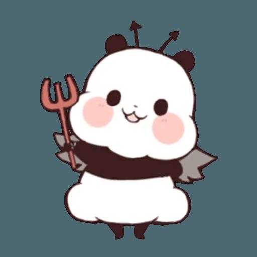 熊貓1 - Sticker 10