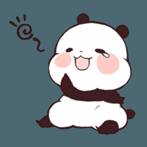 熊貓1 - Sticker 2
