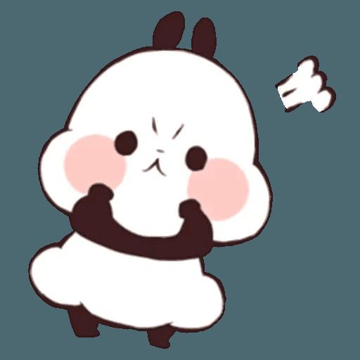 熊貓1 - Sticker 27