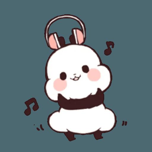 熊貓1 - Sticker 17