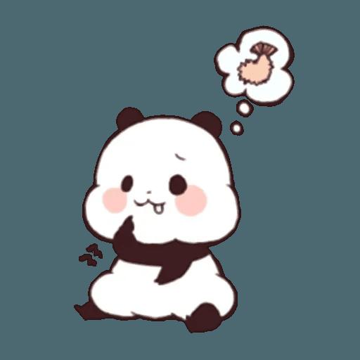 熊貓1 - Sticker 14