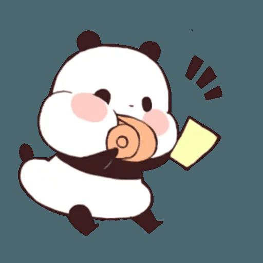 熊貓1 - Sticker 6