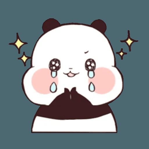 熊貓1 - Sticker 8