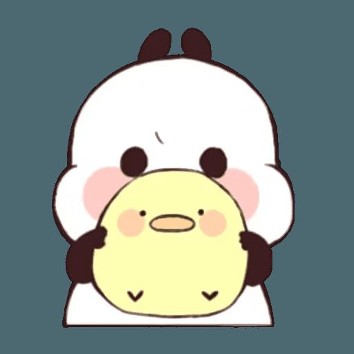 熊貓1 - Sticker 9