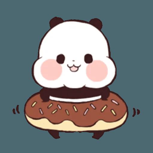 熊貓1 - Sticker 22