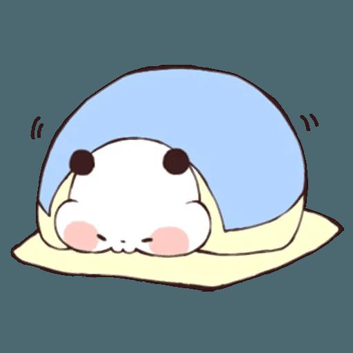 熊貓1 - Sticker 25