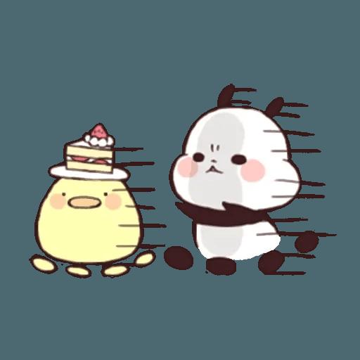 熊貓1 - Sticker 3