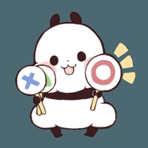 熊貓1 - Sticker 24