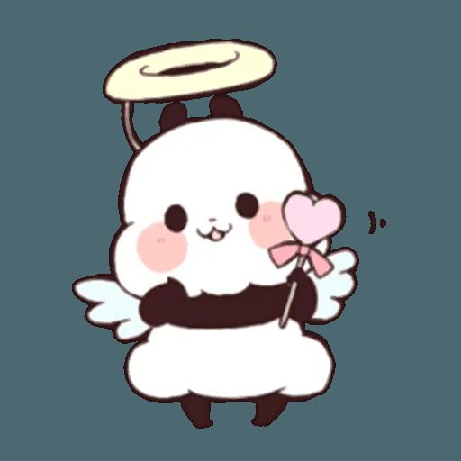 熊貓1 - Sticker 7