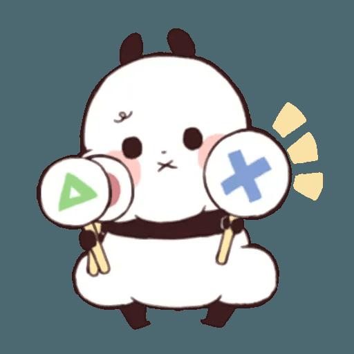 熊貓1 - Sticker 28