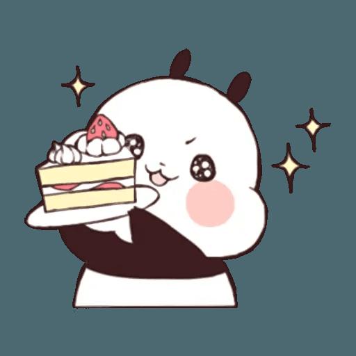 熊貓1 - Sticker 1