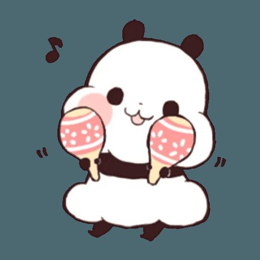 熊貓1 - Sticker 23