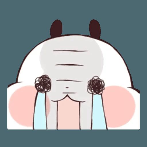 熊貓1 - Sticker 21
