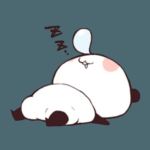 熊貓1 - Sticker 4