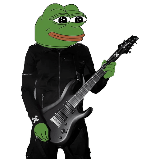 Pepe2 - Sticker 5