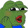 Pepe2 - Tray Sticker