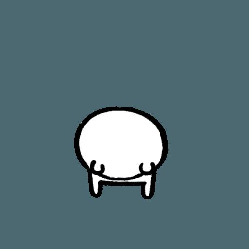 白熊22 - Sticker 2