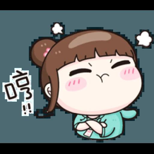 小资女 - Sticker 20